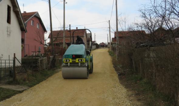 Pripremni radovi za asfaltiranje ulica, evo i kojih