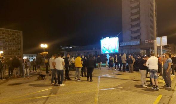 Kragujevčani mirno protestovali zbog optužbi da su građani krivi za progresiju COVID-a