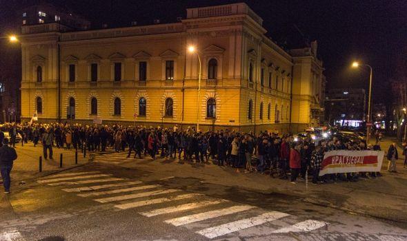 """Organizatori protesta NIKOLIĆU postavili ZAHTEVE: """"Ovaj grad nikome tata nije ostavio u nasleđe"""""""