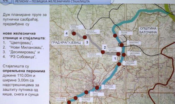 Početak izgradnje nove železničke pruge Sobovica – Lužnice najavljen za kraj godine