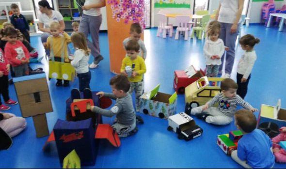 Raspisan JAVNI POZIV za prijem dece u 16 privatnih vrtića uz subvencije grada, slobodno 1.121 mesto