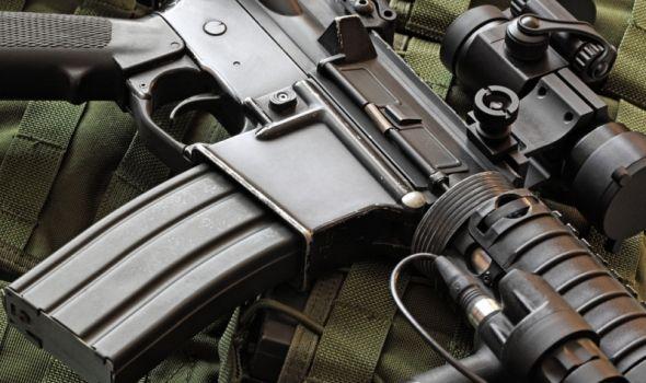 """Uhapšen Kragujevčanin zbog automatske puške, """"škorpiona"""" i municije"""