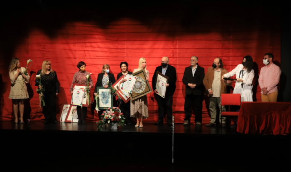 Gran pri 51. Susreta profesionalnih pozorišta lutaka Srbije predstavi BAMBI kragujevačkog Pozorišta za decu