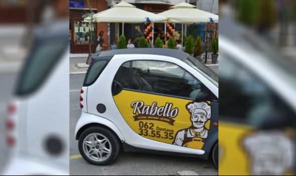 Rabello: Raznovrstan izbor obroka po povoljnim cenama uz dostavu (FOTO)
