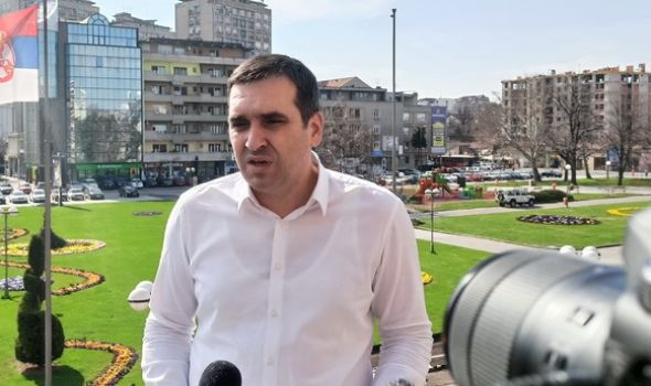 "Nikolić: Dnevni prihod grada 18 PUTA MANJI NEGO PRE KORONE, vadimo iz ""slamarice"""
