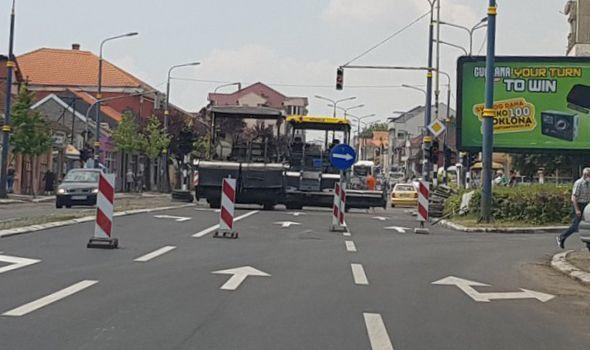Zatvoren drugi deo Knez Mihailove, izmenjen režim saobraćaja