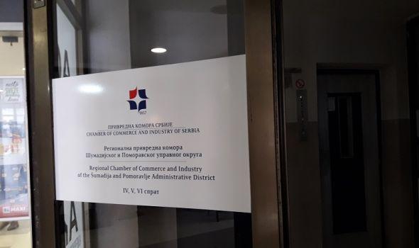 Šumadija ostvarila najveći spoljno-trgovinski suficit u Srbiji u prvih 7 meseci