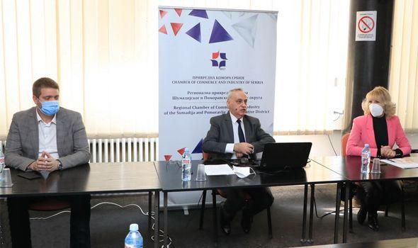 Dašić: Kragujevac u 2020. ostvario suficit od 138 miliona €