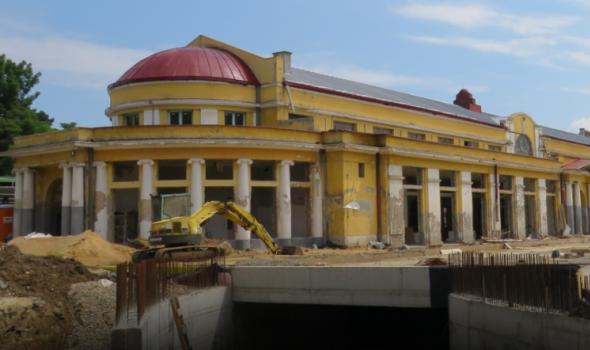 Rok za završetak rekonstrukcije Tržnice produžen za 125 radnih dana