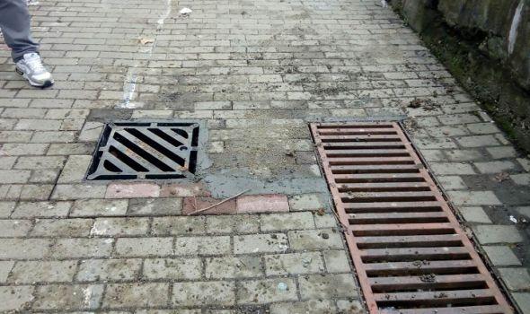 """Nema više rupa, ni novogodišnjih ukrasa: Postavljene rešetke koje su """"digli"""" lopovi"""