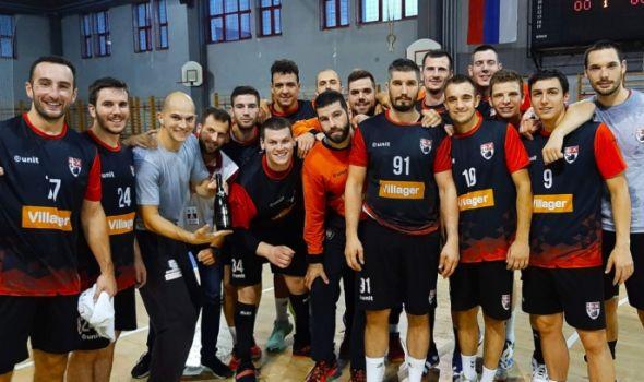 Kragujevčani ciljaju finale Kupa