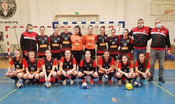 Kragujevčanke u finalu Kupa Srbije - grupa Zapad