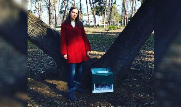 Rotaraktovci postavili kućice za napuštene životinje u Velikom parku (FOTO)