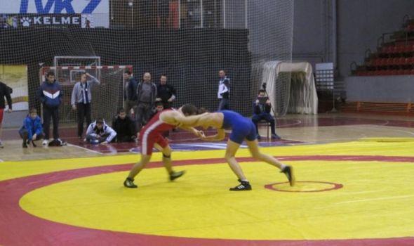 Kragujevački rvači osvojili šest medalja na Serbian Openu u Beogradu