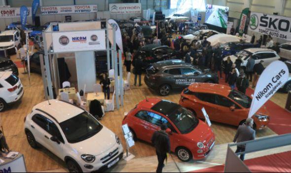 Auto Expo 2019: Akcijske cene i popusti na automobile na Šumadija sajmu (FOTO)