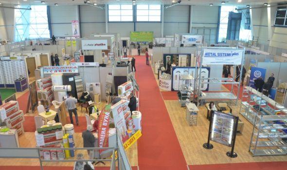 Počinje 11. Sajam građevinarstva u Kragujevcu