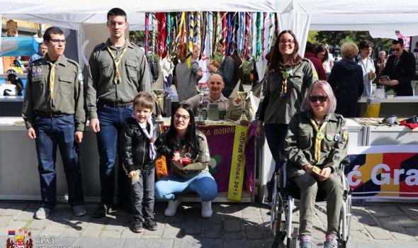 Održan Sajam kragujevačkih organizacija civilnog društva (FOTO)
