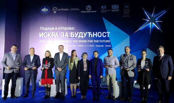 Kragujevac šampion otvorenih podataka na lokalnom nivou (FOTO)