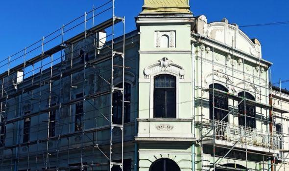 Počela obnova starih fasada (FOTO)