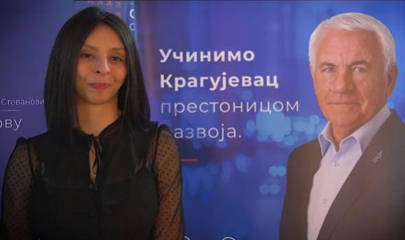 Glumica Sanja Matejić na ovoj strani (VIDEO)