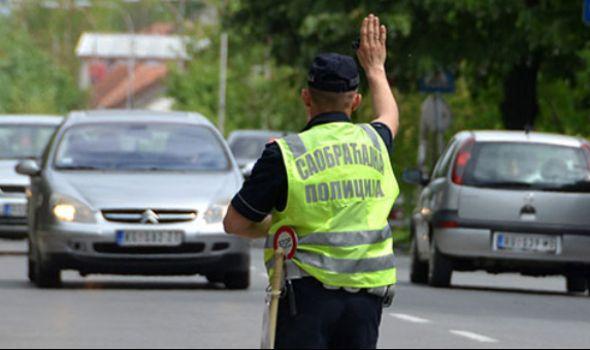 Policija pojačano kontroliše pešake i vozače