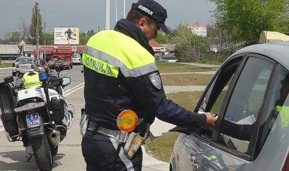 POJAČANA KONTROLA SAOBRAĆAJA: Na meti vožnja u alkoholisanom stanju i pod dejstvom droga