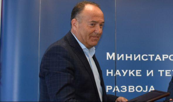 Šarčević se TAJNO sastao sa dekanima fakulteta kragujevačkog Univerziteta