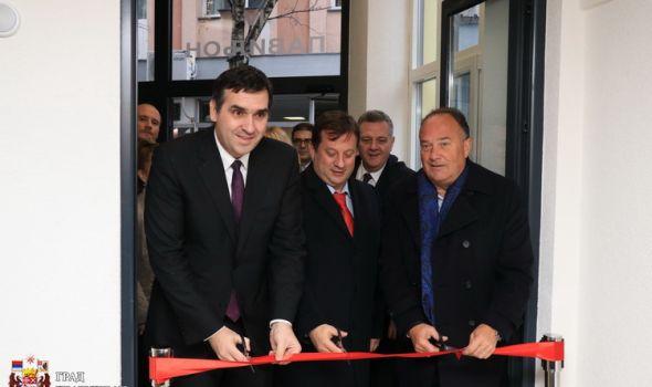 A klasa: Šarčević otvorio IV paviljon Studentskog doma vredan 1,5 milion evra (FOTO)
