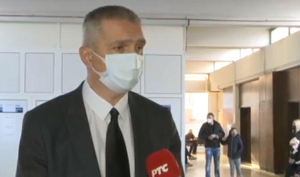 Sazdanović: Najviše zaraženih među adolescentima, puna podrška policijskom času