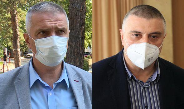 Sazdanović imenovan za državnog sekretara, na njegovo mesto u Kliničkom centru postavljen Milisavljević