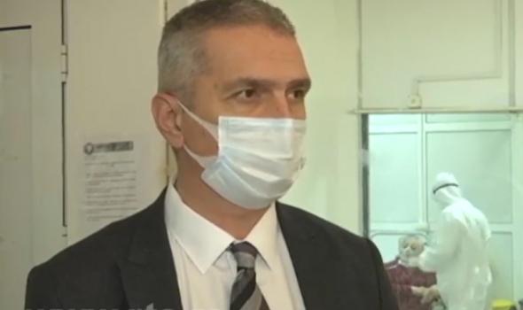 """Sazdanović za RTS: Nema oslobođenja od """"okupacije"""" COVID-a 19 dok se masovno ne vakcinišemo"""