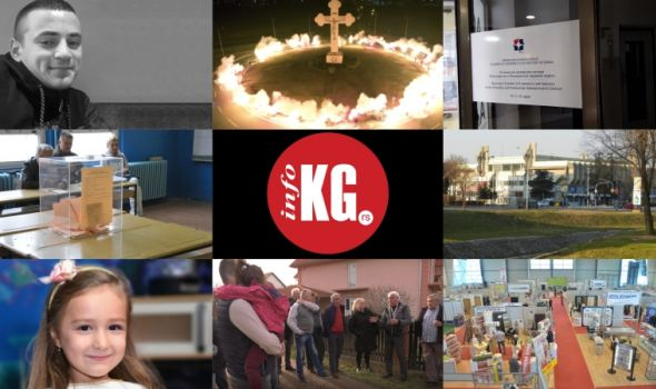 InfoKG 7 dana: Dragan Ranković, baklje, suficit, izbori, krov hale, Verko, Forum žena, Sajam građevinarstva...