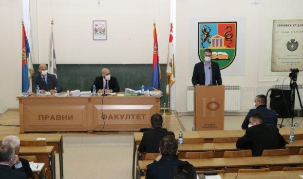 """SG: Inicijativa za zaštitu parka """"Jezero Bubanj"""", nova kadrovska rešenja…"""