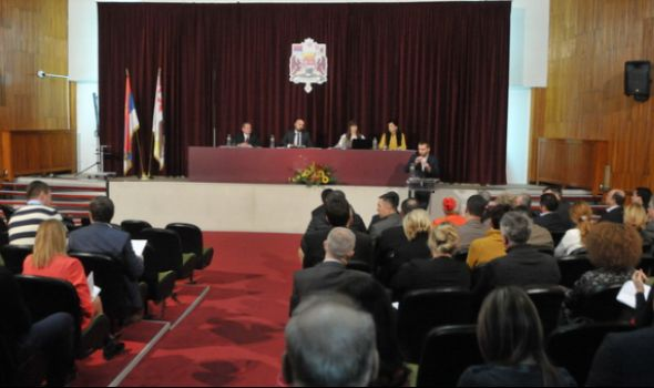 Zakazana sednica SG: Odbornici o Statutu grada Kragujevca