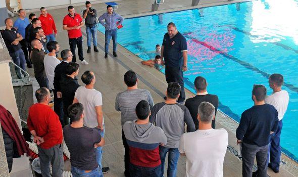 Savić, Filipović i Stevanović na seminaru trenera u Kragujevcu (FOTO)
