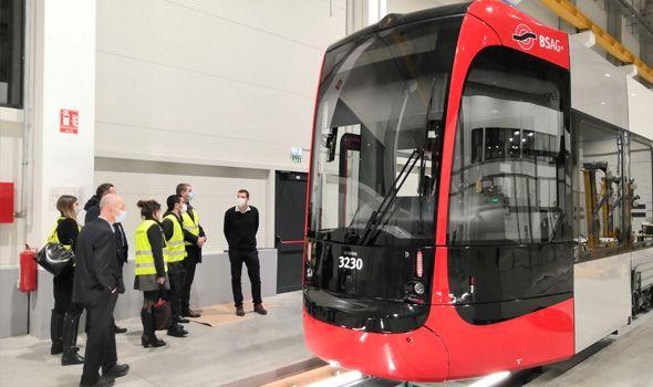 Uskoro na ulicama Nemačke prvi Simensov tramvaj iz Kragujevca