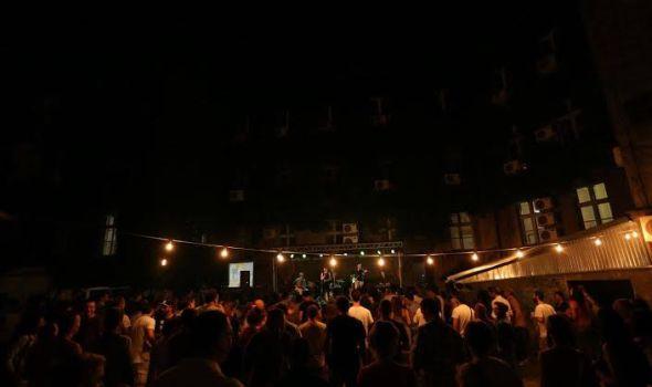Koncert Sofa Kru - 10 godina buke