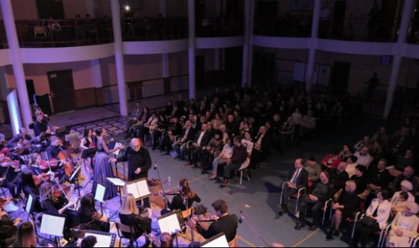 """Koncert Gradskog kamernog orkestra """"Šlezinger"""""""