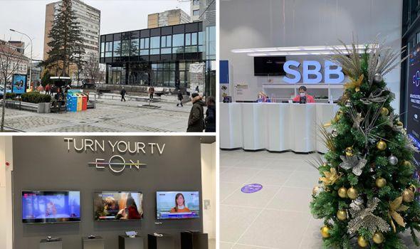 SBB otvorio novu poslovnu zgradu u centru Kragujevca