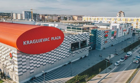 Letnje pripreme u Kragujevac Plaza centru