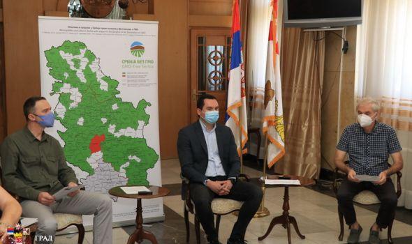 "Predstavljen projekat ""Srbija bez GMO – dva zakona, 20 godina"""