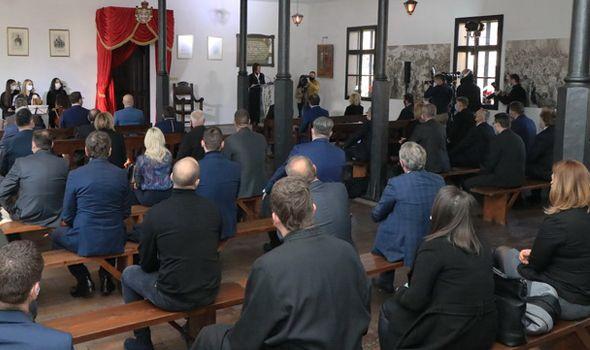 Kragujevac obeležio Dan državnosti - Ministarka Obradović: Sretenje nas obavezuje da nikada ne dozvolimo da naš narod pati pod jarmom tiranije