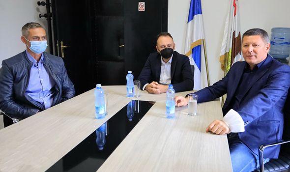 Srpski atletski savez donira projekat za izgradnju atletskog stadiona u Kragujevcu