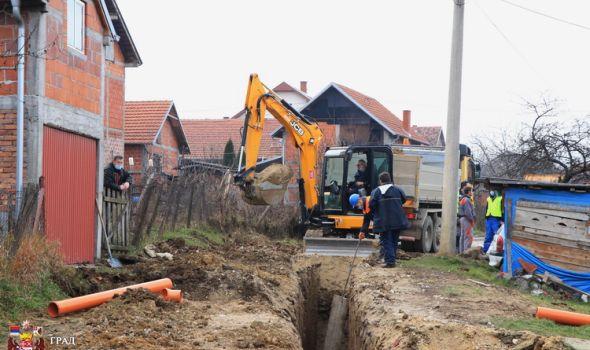 U Stanovu rešavanje višedecenijskih problema: Novi asfalt i kanalizaciona mreža