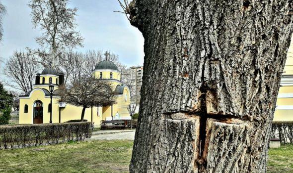 STARA CRKVA obeležava hramovnu slavu, vernici učestvuju u gradskoj Litiji