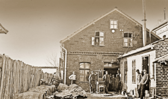 STARI KRAGUJEVAC - Privredni razvoj u periodu između dva rata
