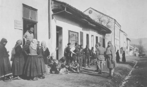 STARI KRAGUJEVAC - Oslobođenje Kragujevca 1918. godine
