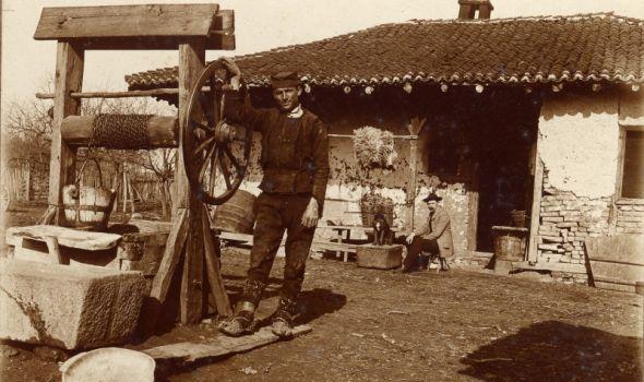 STARI KRAGUJEVAC: Prigradska naselja - BELOŠEVAC