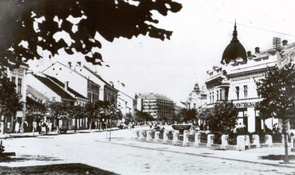 """STARI KRAGUJEVAC - Hotel """"Takovo"""""""