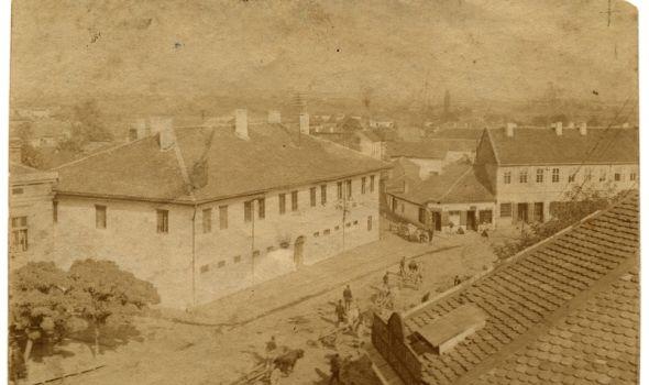 STARI KRAGUJEVAC - Znamenita mesta, stara zdanja i objekti - GOSPODAR-JEVREMOV KONAK